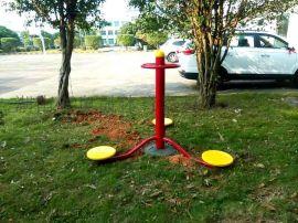 长沙小区户外健身路径安装