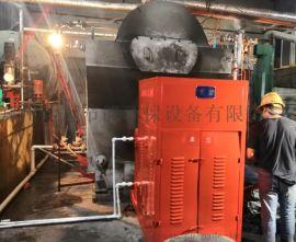 生物质燃烧机旋流式油气两用燃烧器