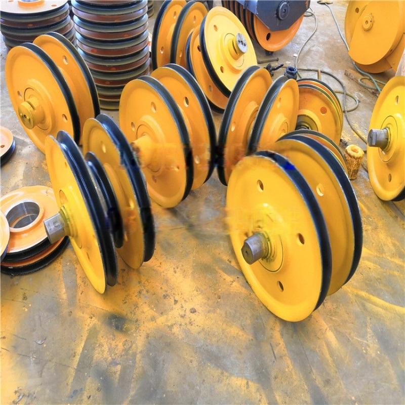20T轧制滑轮组 直销现货滑轮组规格齐全定制大吨位