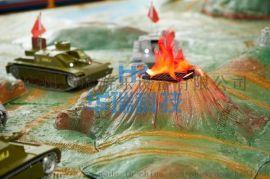 沙盘坦克大战游乐设备_儿童坦克对战设备厂家