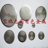 316L金属膜片 不锈钢压力膜片 波纹膜片