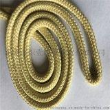 廠家生產定制 芳綸防火繩  耐高溫耐磨芳綸繩 芳綸阻燃繩