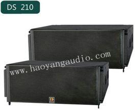 供应DS210线阵音箱, 双10寸线阵音响,     线阵音箱生产家