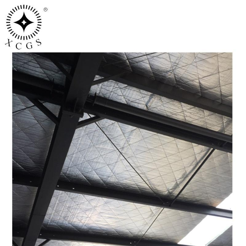 厂家**铜陵双铝双泡纳米气囊反射层 屋顶建筑隔热保温材料
