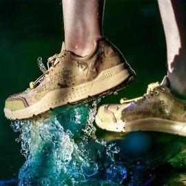 战术干户外排水登山鞋溯溪鞋男女厂家直销透气款速
