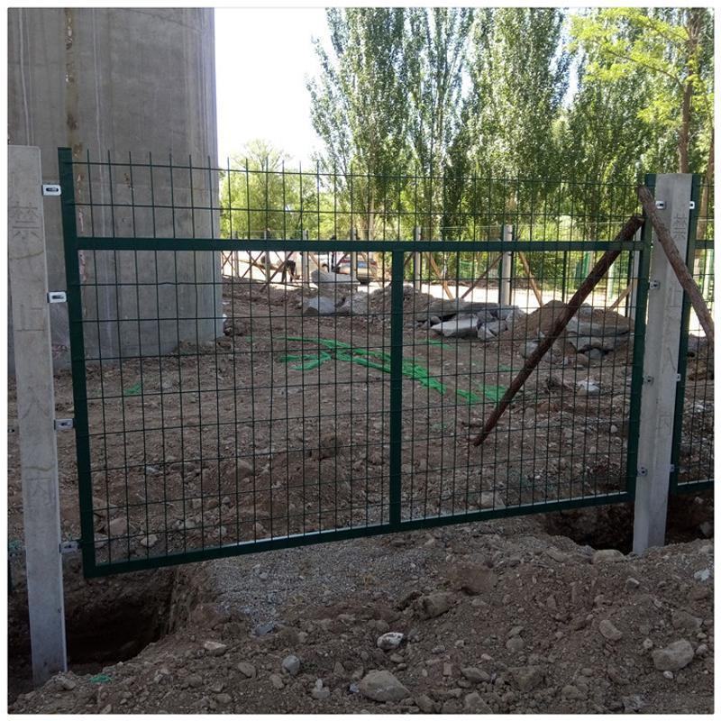 2020鐵路防護柵欄(2012)8002 高速鐵路橋下防護柵欄【現貨供應】