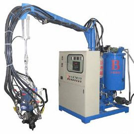 聚氨酯高压发泡机浇注 厂家报价220型发泡机 设备