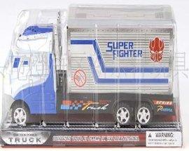 仿真货柜惯性车(带灯光,音乐)(2926A-1)