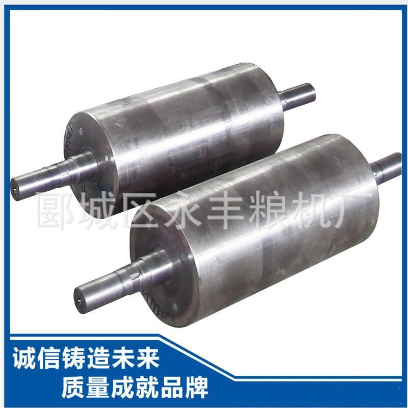 加工定制 面粉机械用面辊 轧辊镍铬钼磨辊