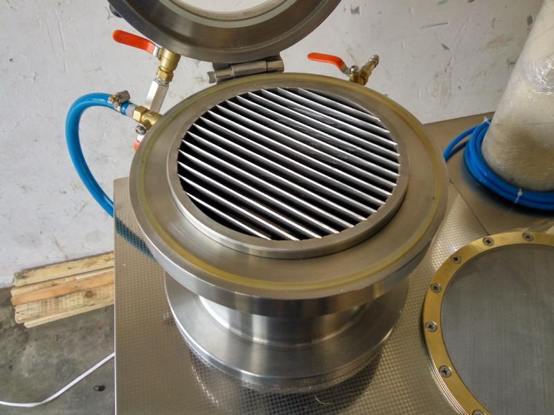 不锈钢抄取器 水循环抄片器