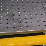 机械防滑板 污水处理工厂防滑踏步板 圆孔防滑板