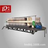 全自动卧式压滤机型号 禹州迪博20年 省优冶金压滤机
