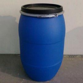 塑料发兰桶 塑料包装涂料桶,塑料蓝色桶
