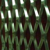 装饰铝板网 波浪铝板网 防腐耐磨铝板网