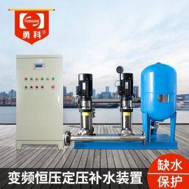 二次供水设备 变频加压供水设备 无负压变频供水设备