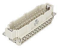 HE-024-M/插头/24芯/公芯/16A/500V