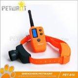 止吠器, 遥控充电防水LCD数显, 遥控训狗器止吠器