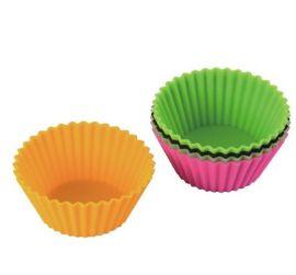 烤箱微波炉用 硅胶模具 小蛋糕模型/布丁模子/玛芬杯(加厚)