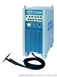 OTC 双重逆变控制**交直流两用脉冲TIG焊接机AVP360/500