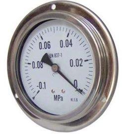 全不锈钢压力表系列