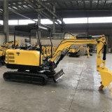 建築小型挖掘機報價 工程破拆挖挖機 柴油微型挖掘機