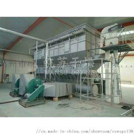 常州皖苏沸腾干燥机工作原理及特点