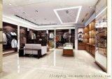 四川服装展柜厂家提供成都服装展柜展示柜台货柜货架