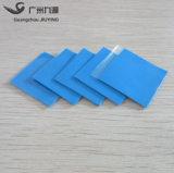廠家直銷CPU高導熱矽膠片耐高溫軟性絕緣墊片可定製