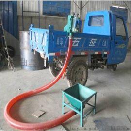 塑料粉料软管吸料机 粮食颗粒送料机qc