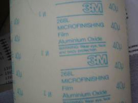 268L3M砂碟汽车用砂纸漆面划痕修复抛光圆片