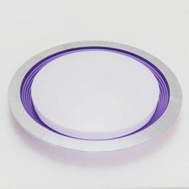 润丰 吸顶灯灯罩 亚克力LED灯罩 包框款-同心圆 可订做尺寸
