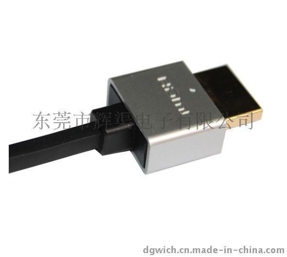 方形HDMI  高清連接線