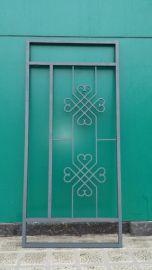 广州市 简单的铝合金窗花价格批发