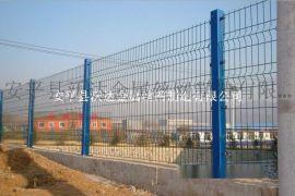 围栏网  围墙护栏 三角护栏网 铁丝网围栏