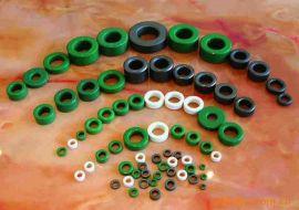 六孔磁环, 编带磁珠