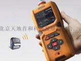 可选配高精度温湿度测量便携式氨气检测仪