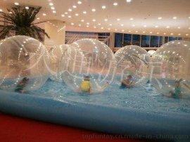 水上步行球 水上太空球 草地悠波球