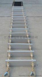 铝合金登乘绳梯 铝合金梯 铝合金绳梯 专业定做逃生梯