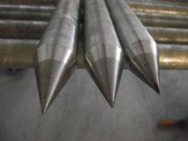 生产锌包钢接地圆线、接地极、接地棒,规格全,品质优
