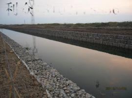 河道固土防风浪侵袭高锌铅丝笼 护岸护坡防冲刷覆塑铅丝笼