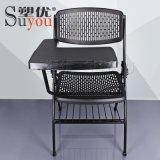 超厚寫字板 特大尺寸 摺疊培訓椅 摺疊寫字板椅 摺疊課桌椅子 摺疊會議椅