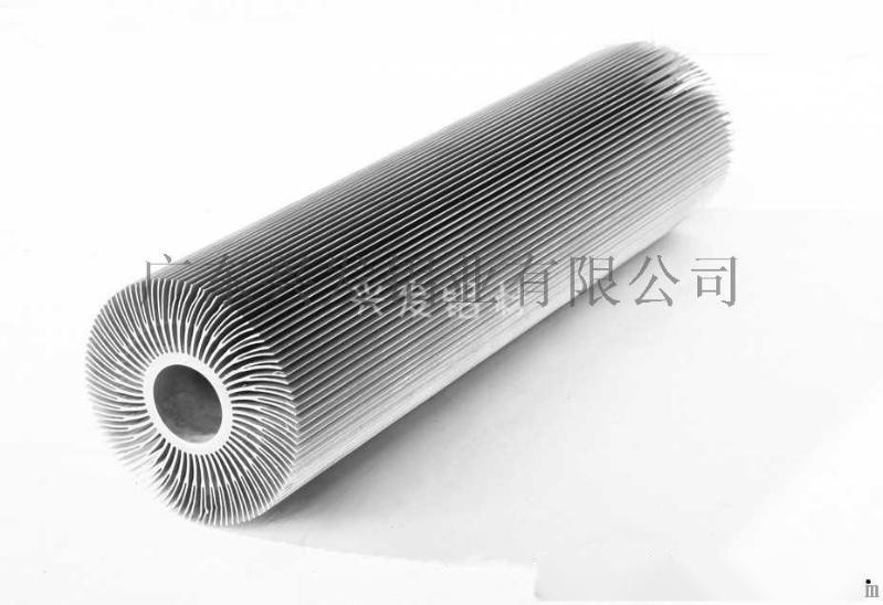 佛山铝材厂家直供兴发铝型材电子散热器
