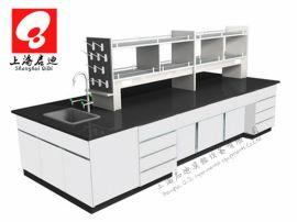 上海启迪 全木实验台 Center Laboratory Table