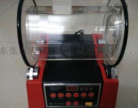 8公斤小型电子滚筒去毛刺研磨机