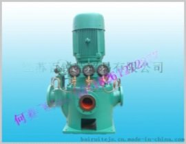 80CLZ-4型船用立式自吸双级双出口离心泵 舱底泵 冷却泵