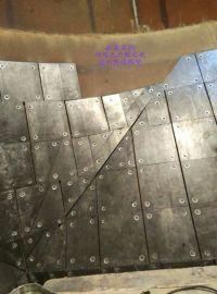 定制加工 各种规格煤仓衬板 超高分子量聚乙烯煤仓衬板 耐磨阻燃