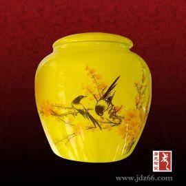 定做陶瓷存茶罐,茶叶罐定制画面,陶瓷茶叶罐,储存罐