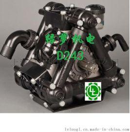 意大利D243 3缸岐管隔膜喷雾柱塞泵