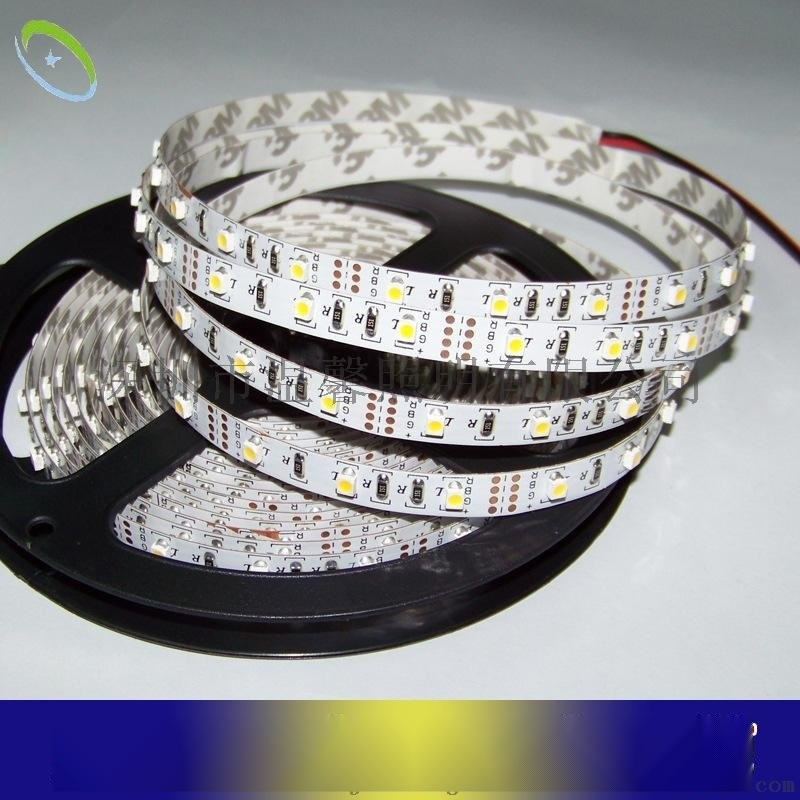 新款LED 3528灯条 电脑机箱USB接口灯条 3V5V6V9V电池盒灯带 高亮