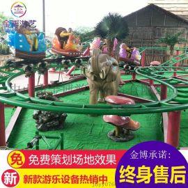 儿童过山车,公园游乐设备过山车,游乐设备厂